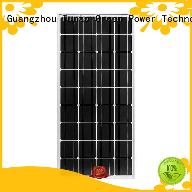 Tunto monocrystalline solar panel personalized for farm