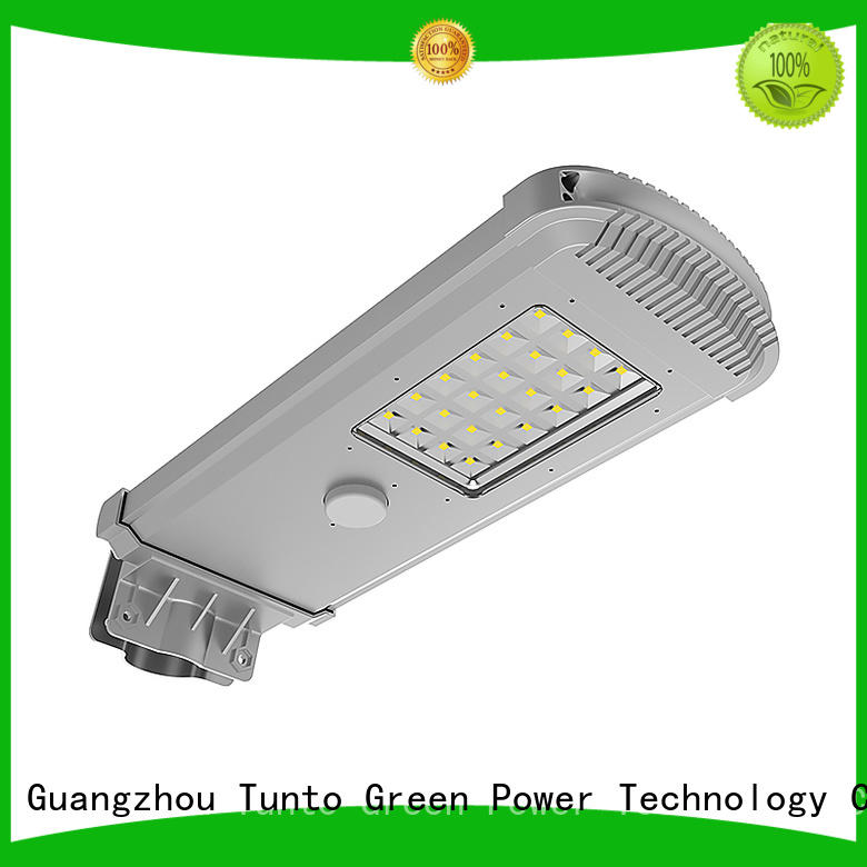 cool solar panel street lights wholesale for outdoor