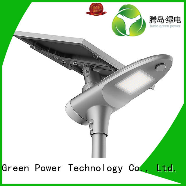 integrated solar led street light led parking solar powered street lights control company