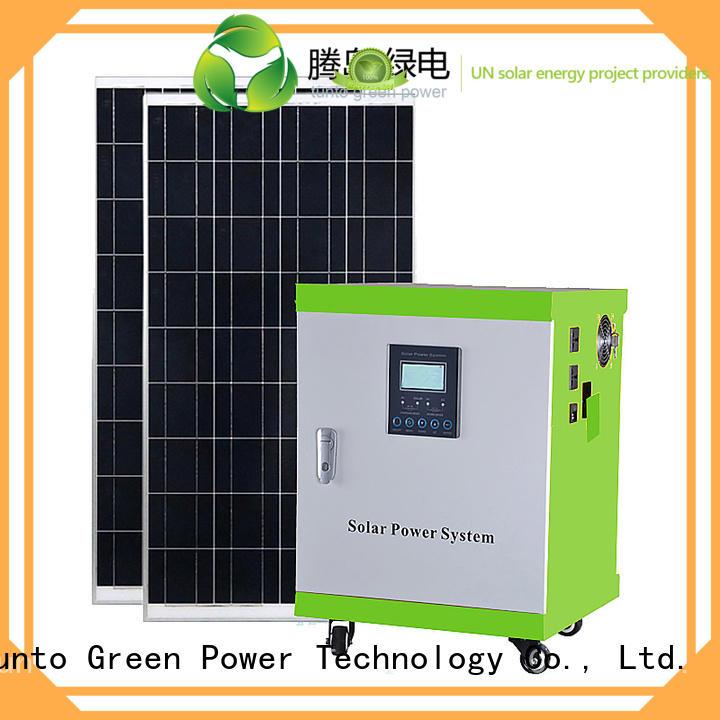 application generator polycrystalline solar panel Tunto Brand