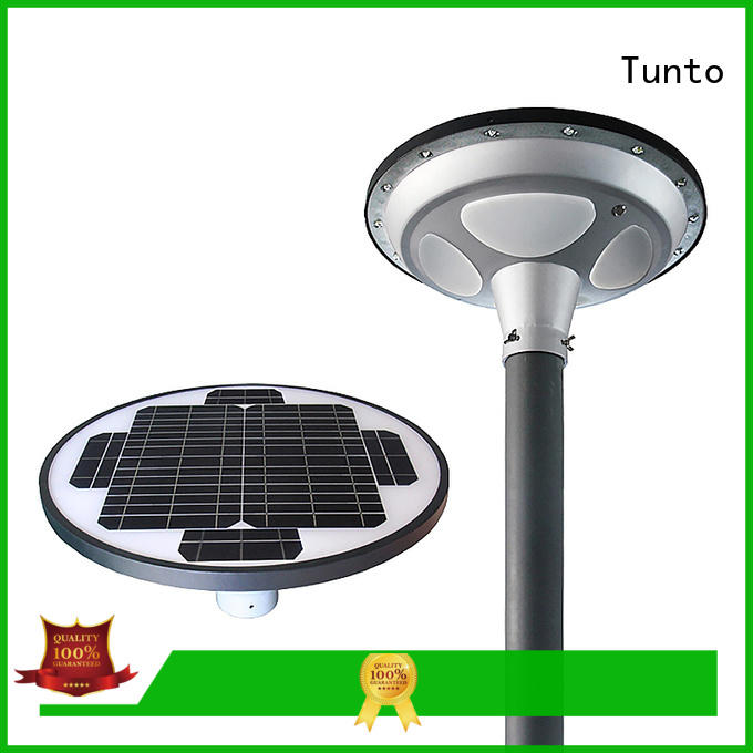 powered panel bright solar garden lights with good price for household