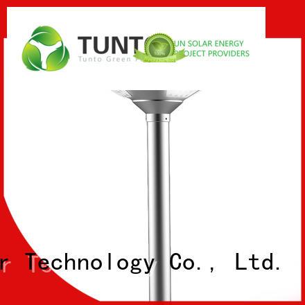 New 20W Solar round street light with remote—T2-J20