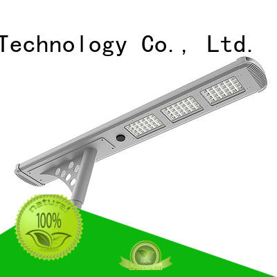 Tunto Brand system supper solar powered street lights manufacture