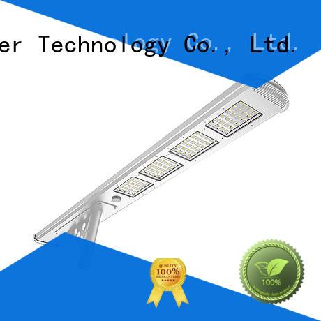 led integrated integrated solar led street light Tunto Brand