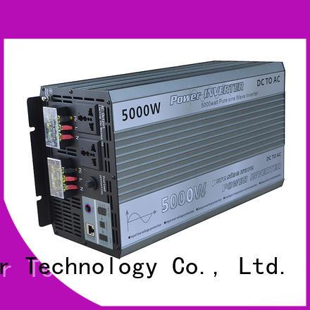 Tunto pure off grid solar inverter wholesale for street lights