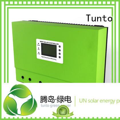 Tunto Brand controllers solar solar controller price solar supplier