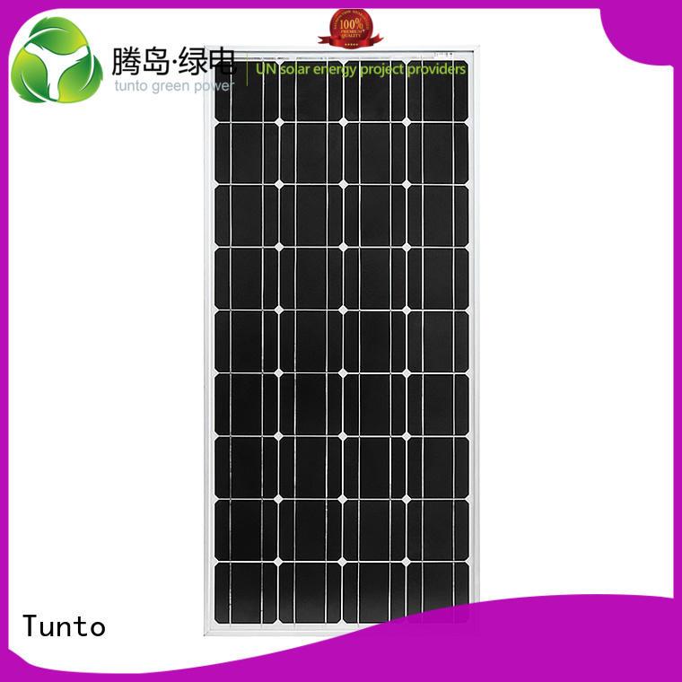 Custom panel solar polycrystalline solar panel Tunto module