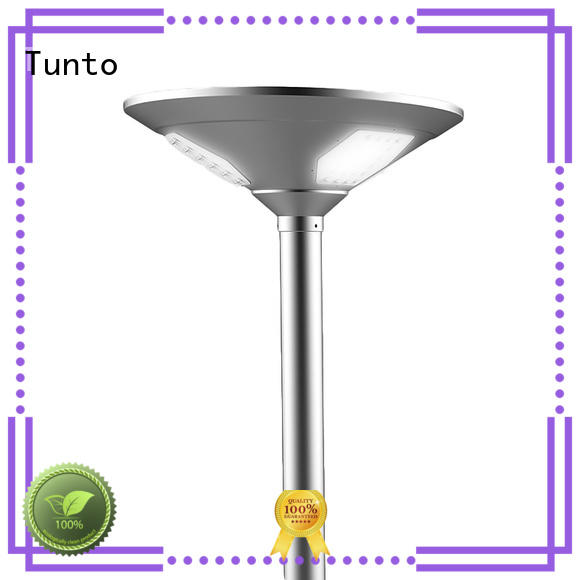 street intelligent design bright solar garden lights led Tunto Brand