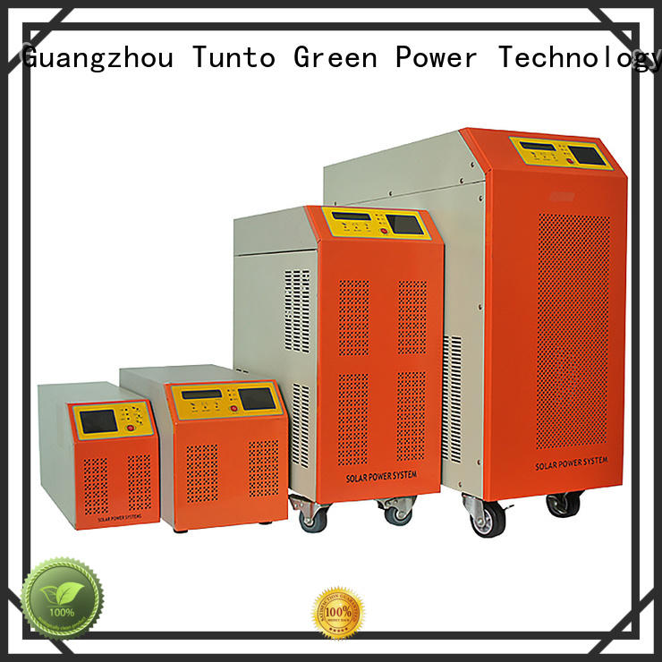 Tunto Brand inverter solar hybrid hybrid solar inverter manufacture