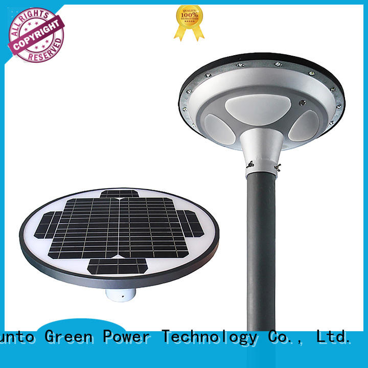 20w solar garden lamps with good price for outdoor