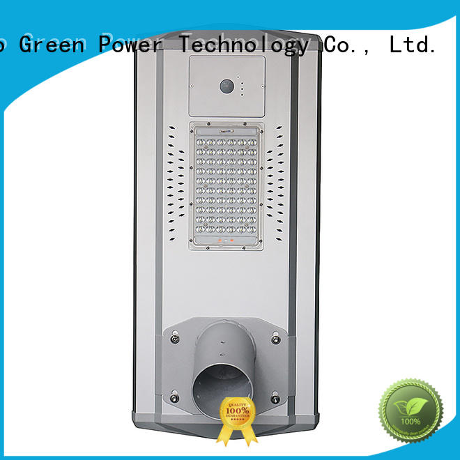 Tunto all in one solar street light factory price for parking lot