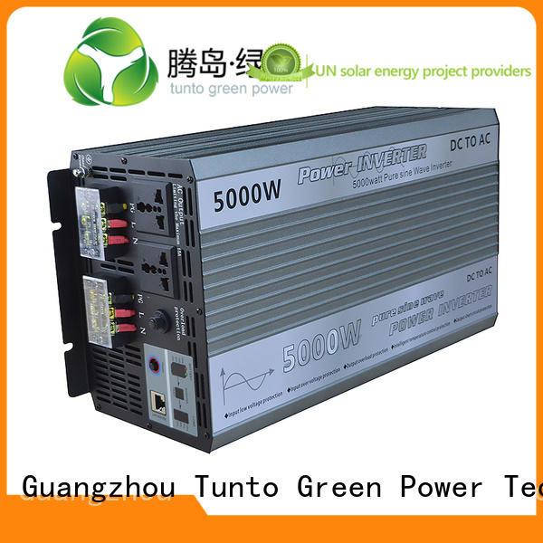 solar panel power inverter solar hybrid solar inverter Tunto Brand