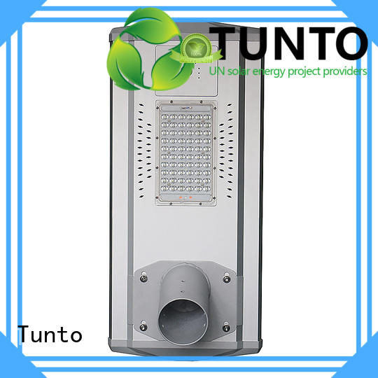 powered solar powered outside lights 60w for road Tunto