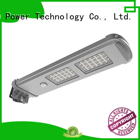 integrated solar led street light sensor outdoor Bulk Buy warm Tunto