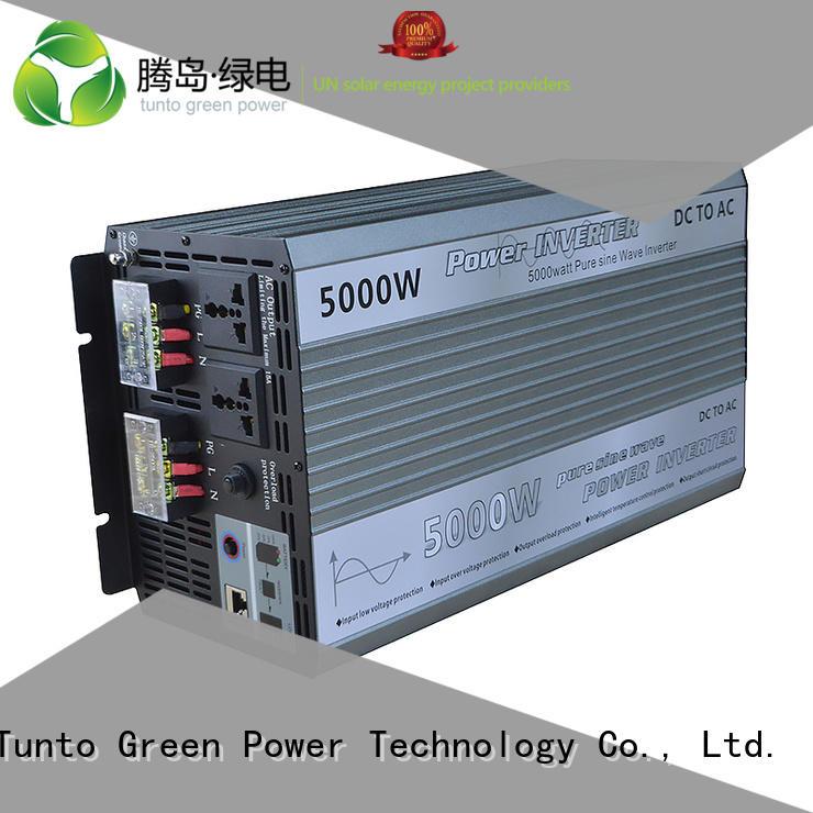 Hot solar panel power inverter solar Tunto Brand