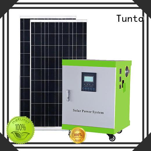 portable solar panel inverter cost manufacturer for street