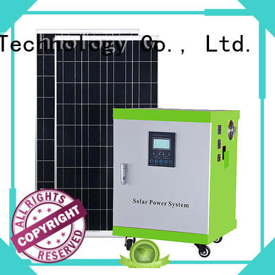 led street light solar system mini portable polycrystalline solar panel grid Tunto Brand