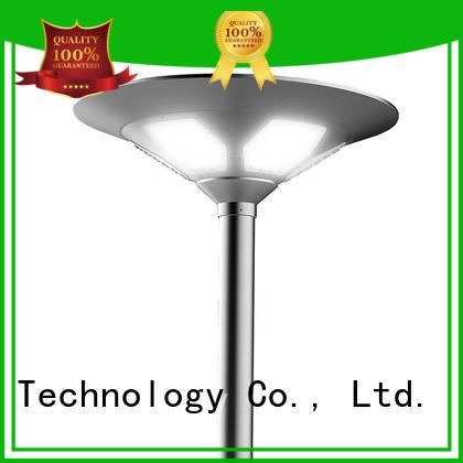 Tunto led solar panel garden lights series for outdoor
