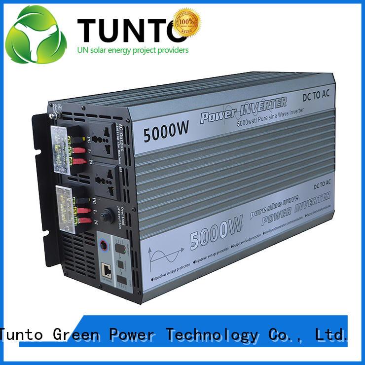 sine best solar inverters customized for lamp Tunto