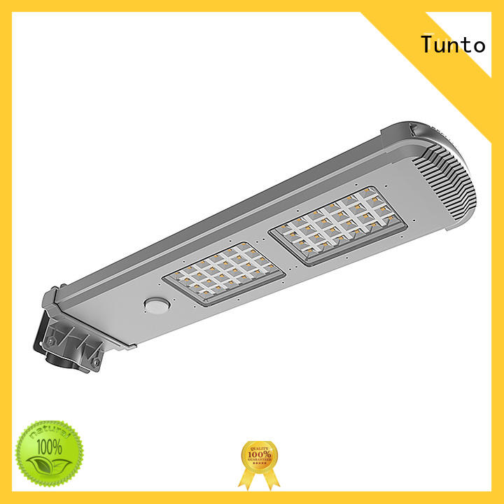 solar powered yard lights supplier for outdoor Tunto