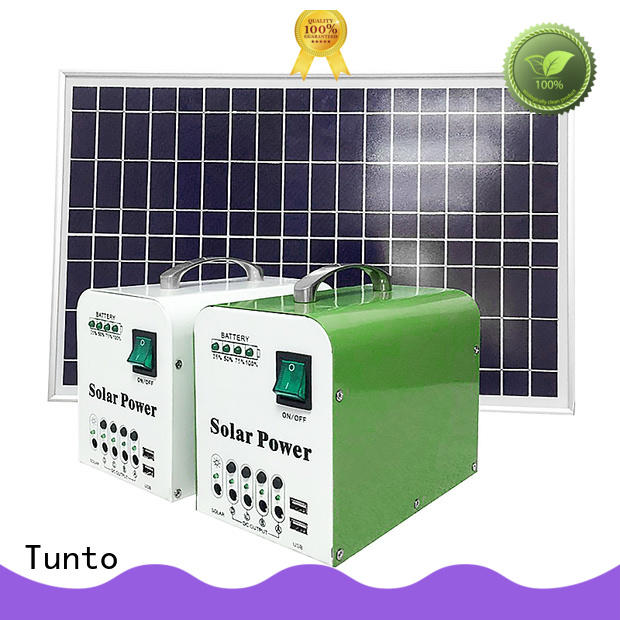 Tunto 8000w off grid solar kits directly sale for street