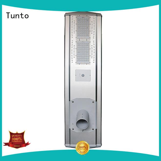 integrated solar led street light motion Bulk Buy lot Tunto