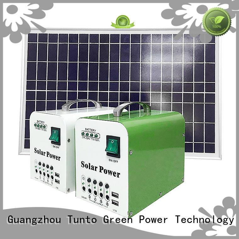 home polycrystalline polycrystalline solar panel Tunto Brand