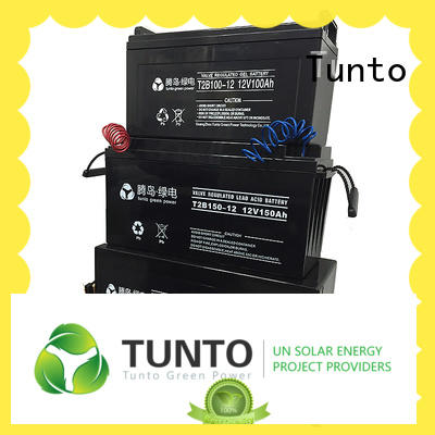 Tunto off grid solar power systems design for monitoring equipment