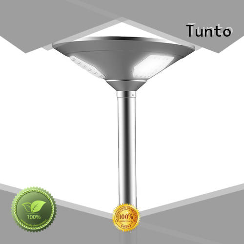 Quality Tunto Brand solar plaza light remote solar