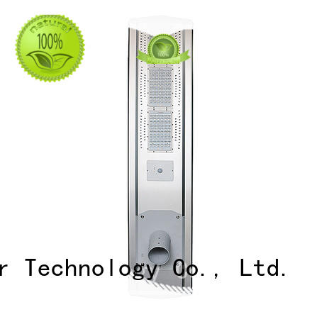 lamp system control solar powered street lights Tunto