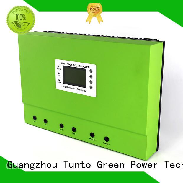Tunto portable solar power generator from China for street
