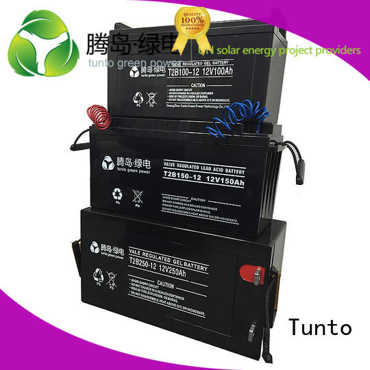 solar Custom batteries off grid power systems leadacidgel Tunto