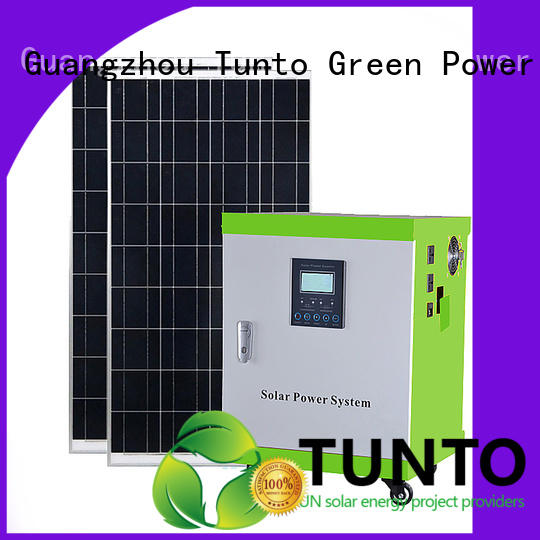 Tunto 6000w best solar inverters customized for road