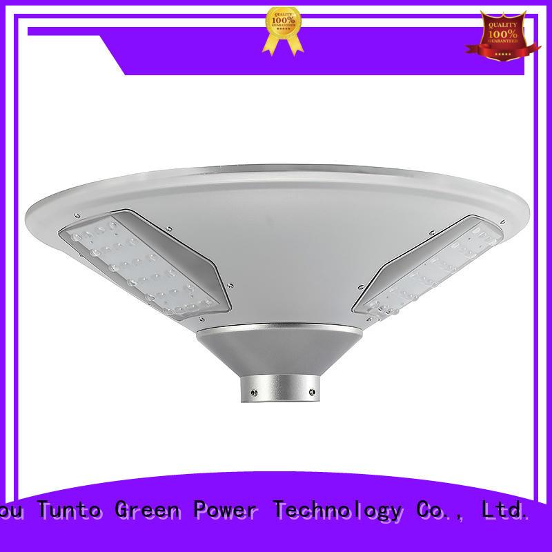 Tunto Brand powered material solar plaza light high