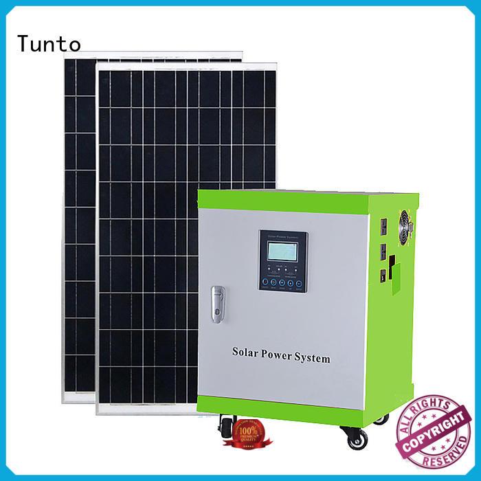 Quality Tunto Brand generator polycrystalline solar panel
