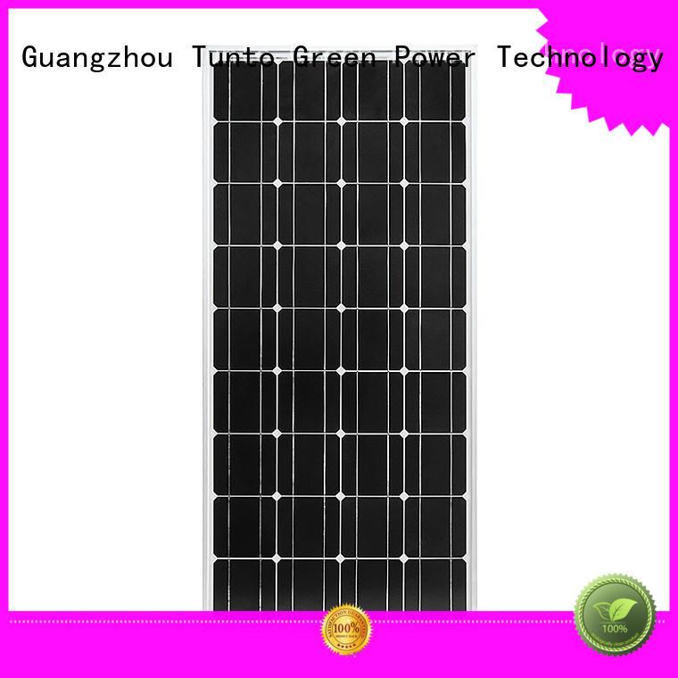 Tunto monocrystalline 300 watt monocrystalline solar panel module for household