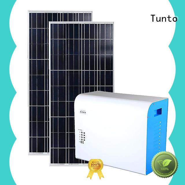 Tunto 600w inverter solar cell manufacturer for street