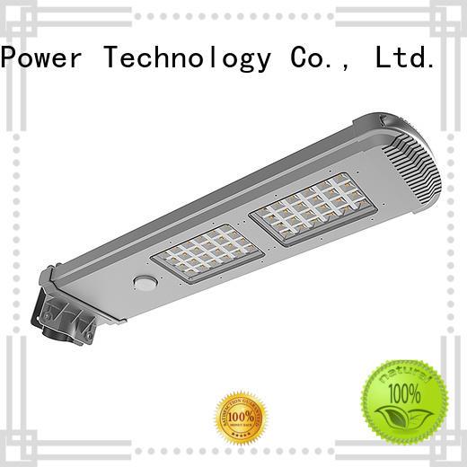 Tunto Brand powered integrated solar led street light supper supplier