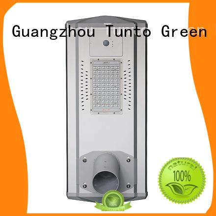 intelligent outdoor solar spot lights wholesale for plaza Tunto