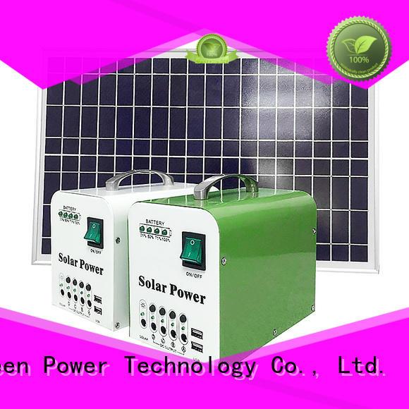 Tunto 3kw off grid solar panel kits from China for street