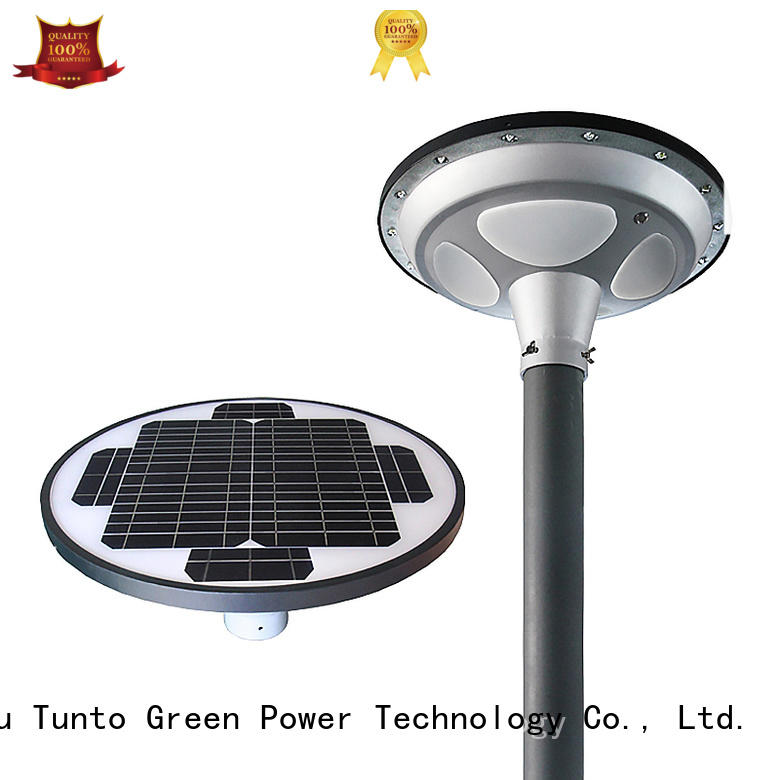 solar plaza light led garden bright solar garden lights street Tunto Brand