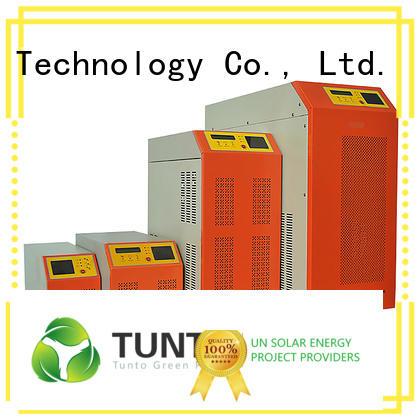 sine solar panel inverter price customized for lights Tunto
