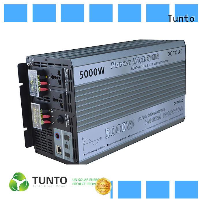 onboard solar inverter system factory price for street lights