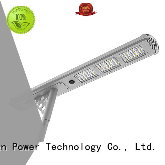 Tunto solar street light price list wholesale for parking lot