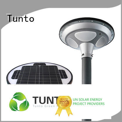 Tunto solar sensor lights outdoor inquire now for household