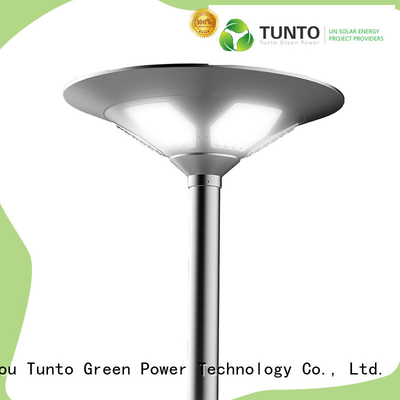 outdoor solar garden lights 15w for garden Tunto