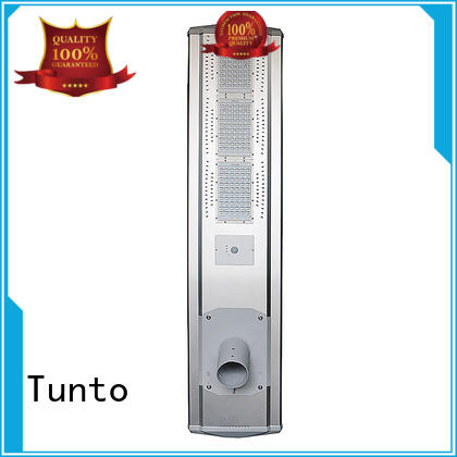 Tunto 80w all in one solar street light supplier for outdoor