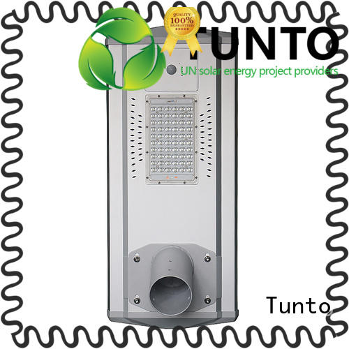 Tunto best solar powered outdoor lights factory price for outdoor