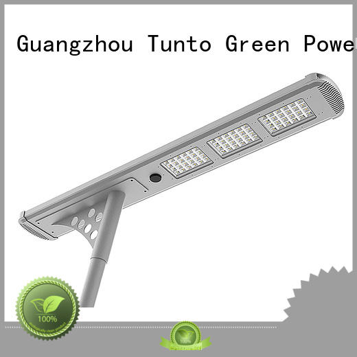 integrated solar led street light system all solar powered street lights manufacture