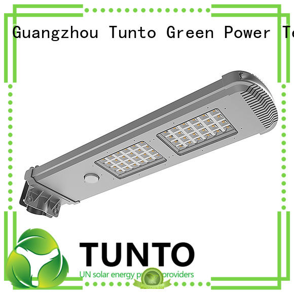 cool solar powered street lights wholesale for road